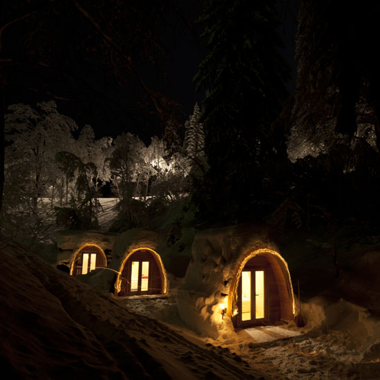 PODHouse outdoor micro home by ROB