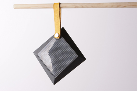 Portable Solar Powered Lamp