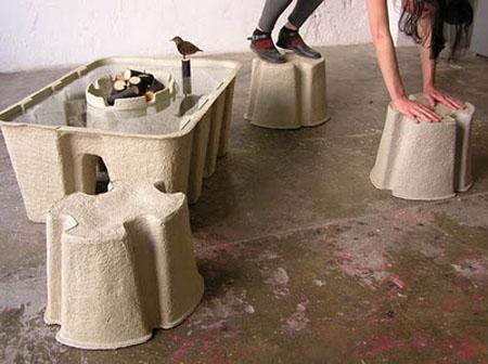 Pulp Furniture