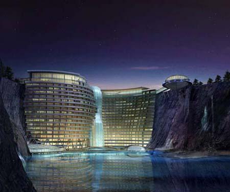 quarry eco hotel