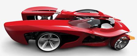 rca sleek sustainable car concept