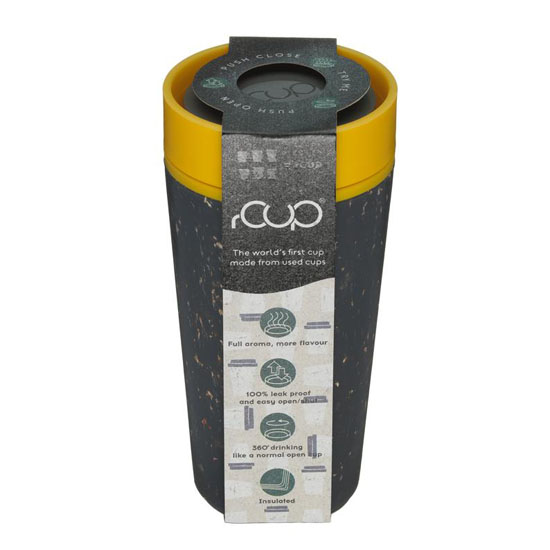 rCUP Recycled Travel Cup