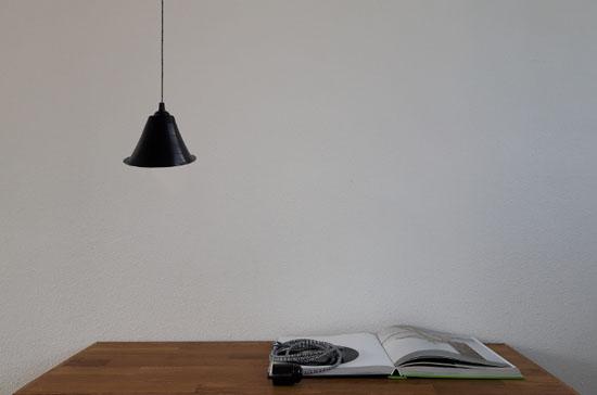 LamP - Recycled LP Lighting by Robin Bontenbal