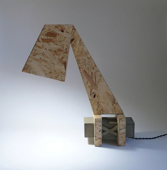Replay Table Lamp