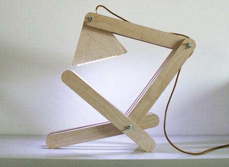 Residue Lamp