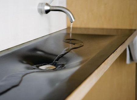 Rubbish Sink