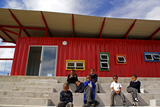 Safmarine Container Classroom