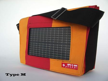 Sakku Solar Bag