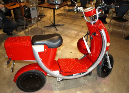 Scarpina Electric Scooter