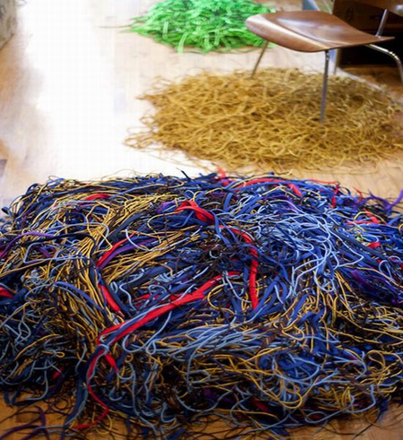 Shoelaces Rugs
