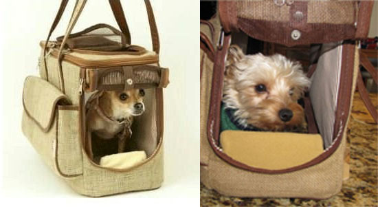 Snoozer Eco-friendly Pet Carrier