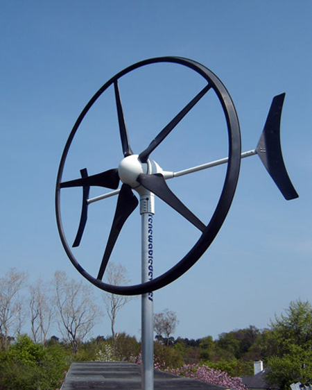 swift wind turbine
