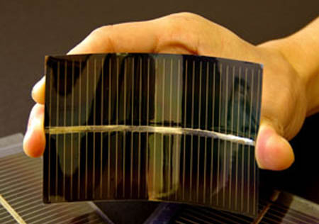 Solar Cell Roof