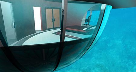 Solar Powered Houseboat