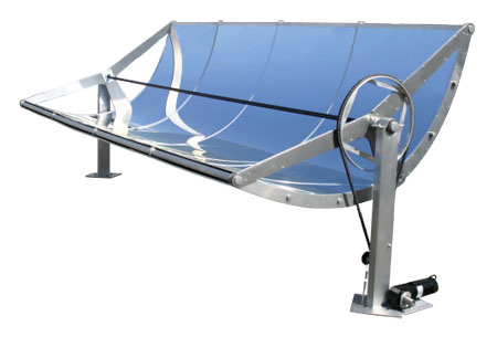 soponova micro concentrated solar power