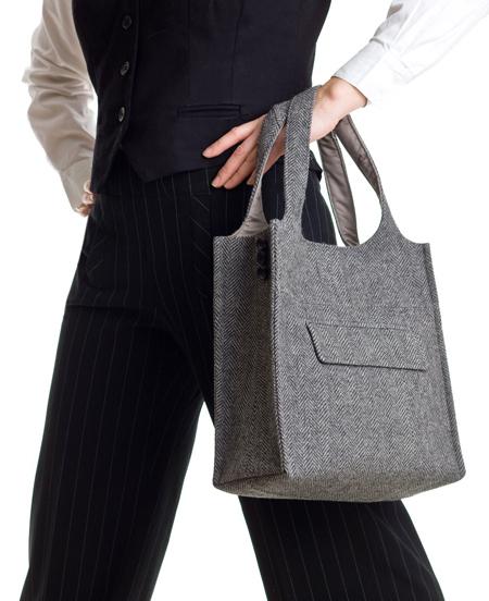 Sport Suit Tote Bag
