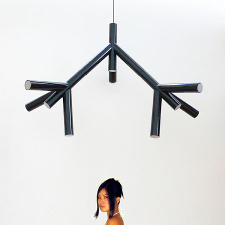 Spring Pendant Lamp