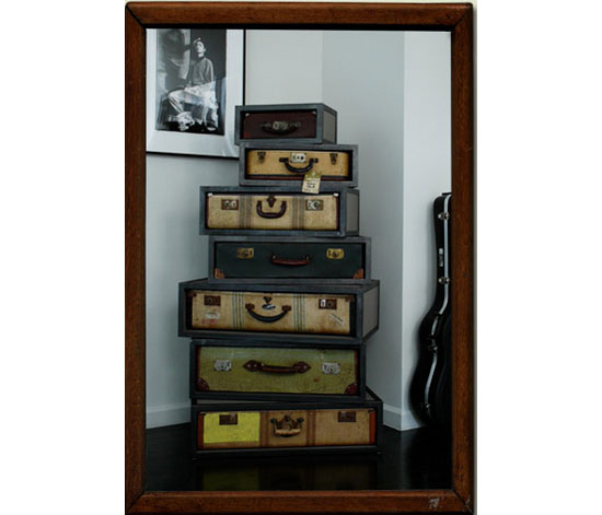 Suitcase Stacks