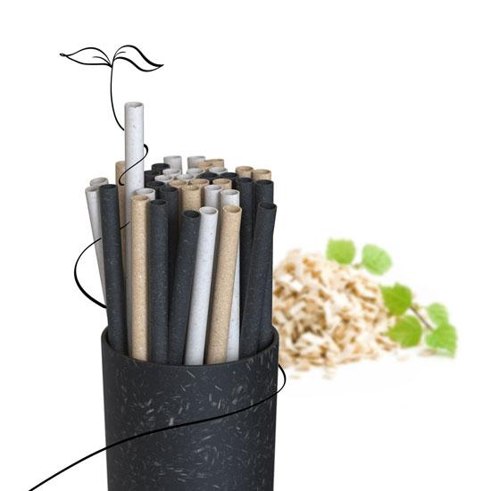 Sulapac Marine Biodegradable Straw