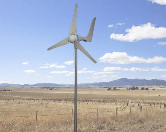Sunforce Wind Turbine