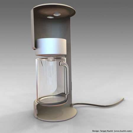 Sustainable Coffee Maker