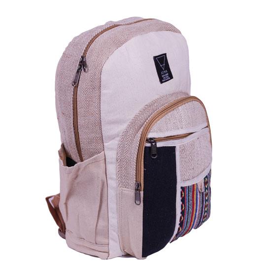 Sustainable Hemp Backpack by TheProudClothing