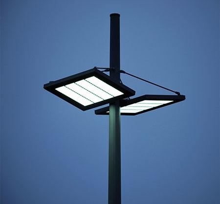T-system Street Lighting System