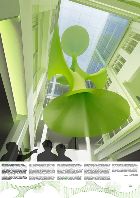 Green Void