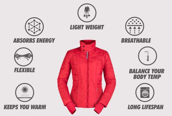ThermalTech: Solar-Powered Smart Jacket