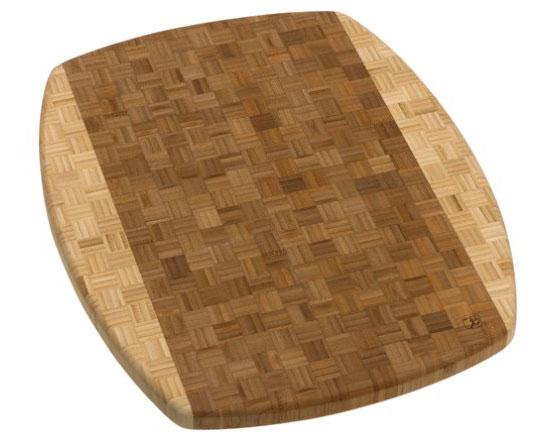 Totally Bamboo Congo Parquet Cutting Board