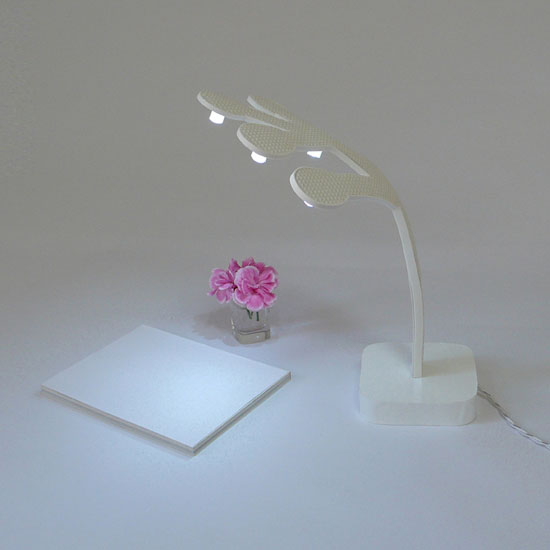 Tree Of Life LED Desk Lamp