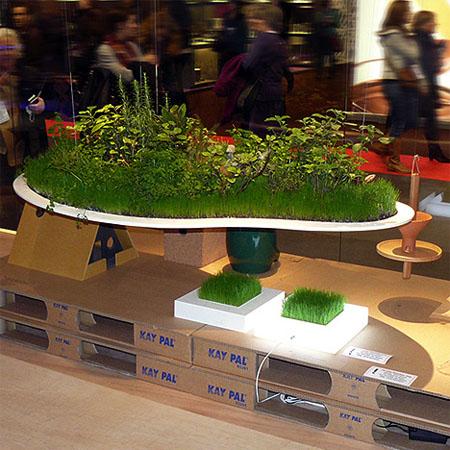 Ukiyo-e Floating Garden