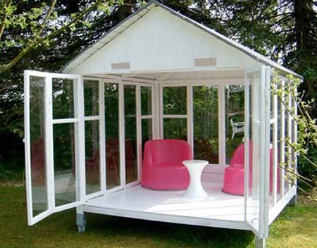 Upcycled Hideaway
