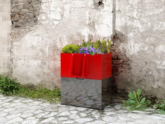 Uritrottoir : Urinal Planter