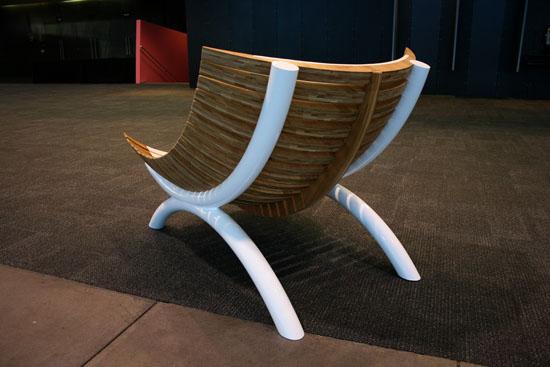 Vault Design Arc Lounge