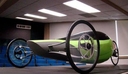 Vela Racing Car Concept