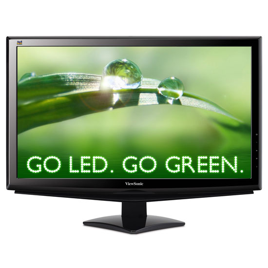 Viewsonic Widescreen LED Monitor