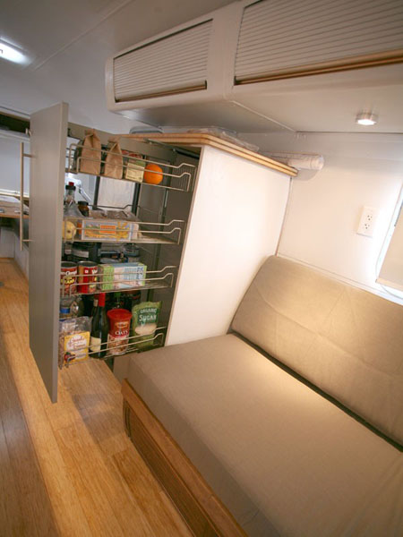 Trailer Living Space