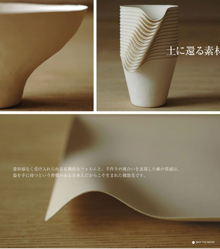 Wasara Disposable Tableware