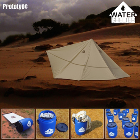 Water Shelter