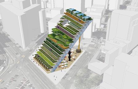 WORKac Vertical Farm