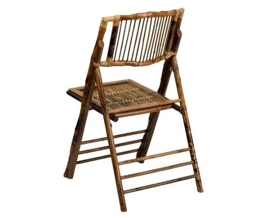 X-62111-BAM-GG American Champion Bamboo Folding Chair