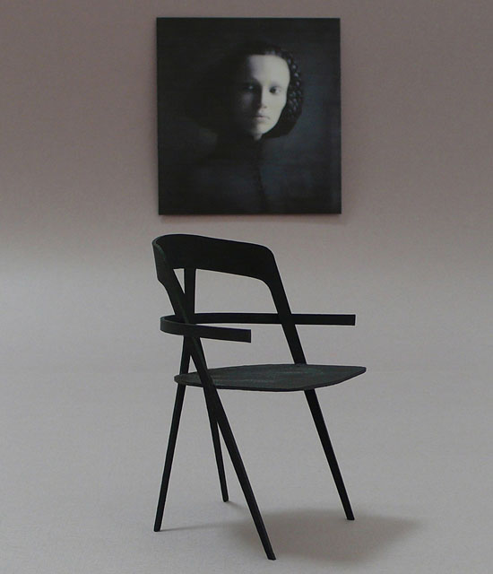 X-Federation Stacking Chair