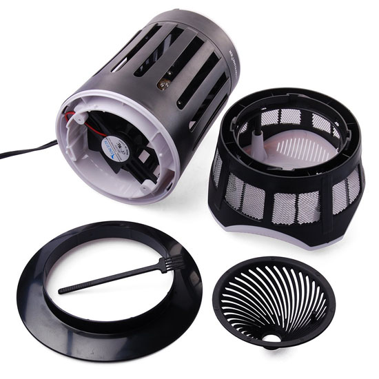 Xcellent Global LED Photocatalyst Mosquito Killer Lamp