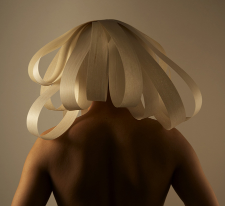 Y Town Sculpture of Skin