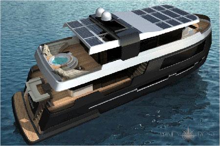 Yacht Wind Rose